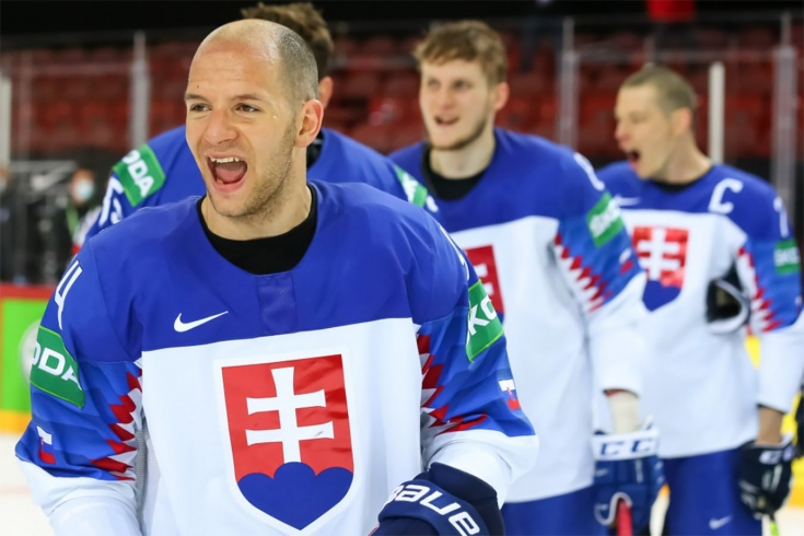 Словакия – Дания – 2:0 – видео, голы, обзор матча чемпионата мира по хоккею – 2021