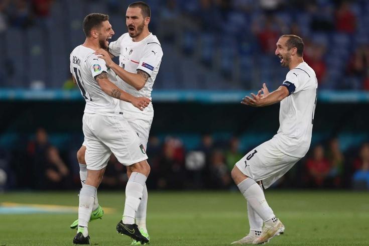 Турция — Италия, матч-открытие Евро-2020