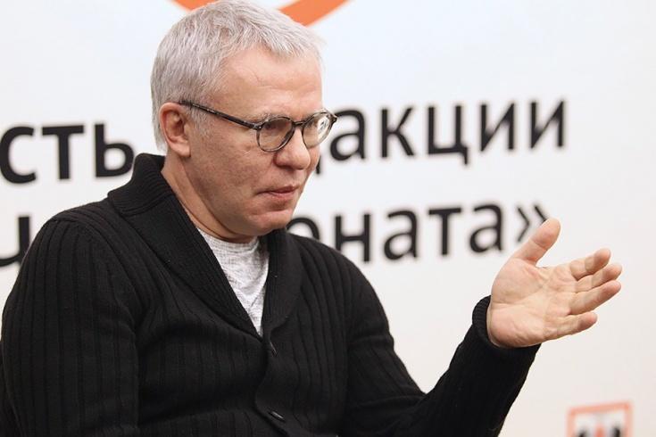 Вячеслав Фетисов в гостях у «Чемпионата»