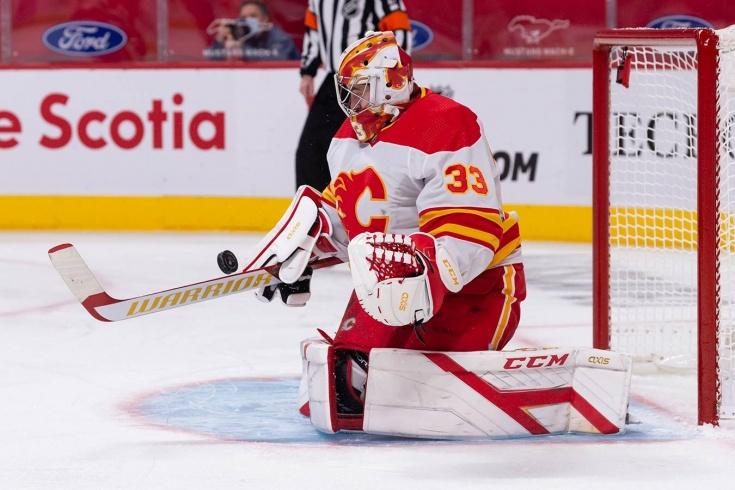 Оттава — Калгари — 6:1 – видео, голы, обзор матча регулярного чемпионата НХЛ 2021