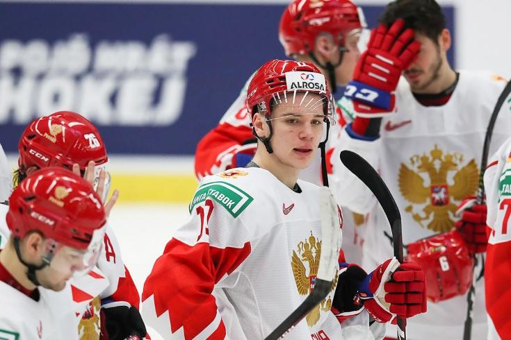 У российской молодёжки есть проблемы
