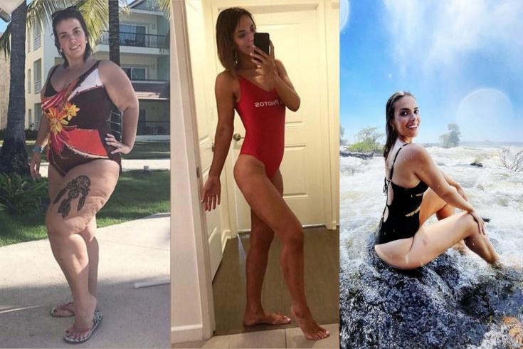 Похудеть на 100 килограммов: как сбросить вес и не набрать его снова