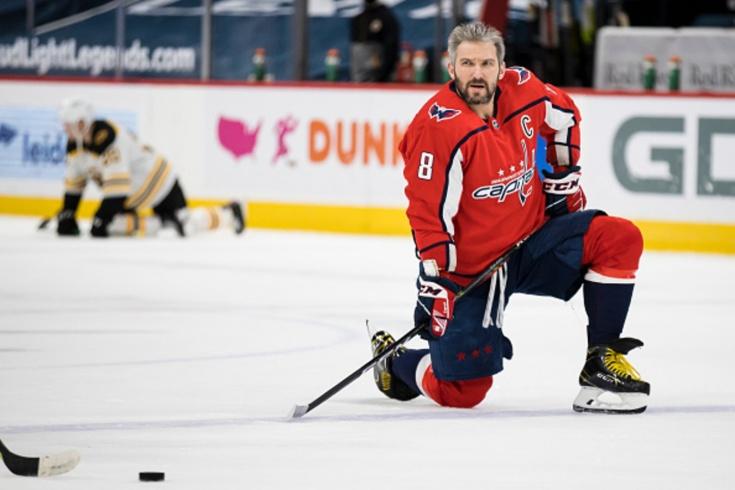 Почему Овечкин провёл худший сезон в карьере НХЛ