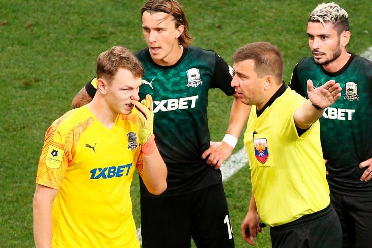 Krasnodar - Dynamo - 0: 2. Match review