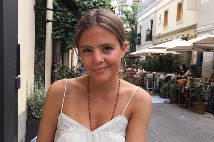 С милой рай и в… «Феррари». Прекрасная Изабель — скромная подруга Карлоса Сайнса