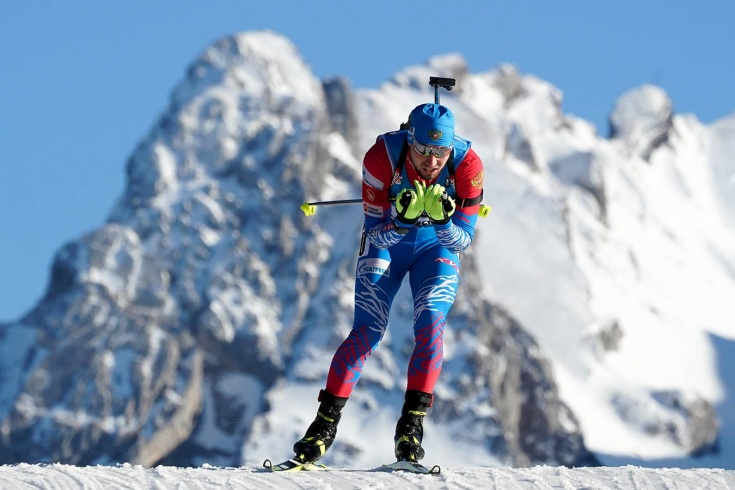 Российские биатлонисты недовольны жеребьёвкой