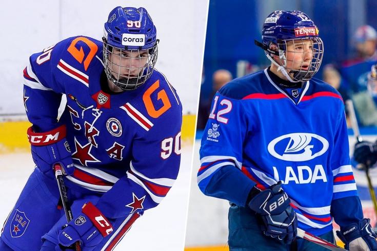 Свечкова и Чибрикова выберут в первой десятке? Прогноз на драфт новичков НХЛ — 2021