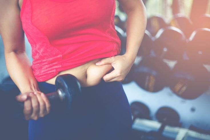 Как себя чувствуют толстые девушки в тренажёрном зале? Личный опыт. Фото