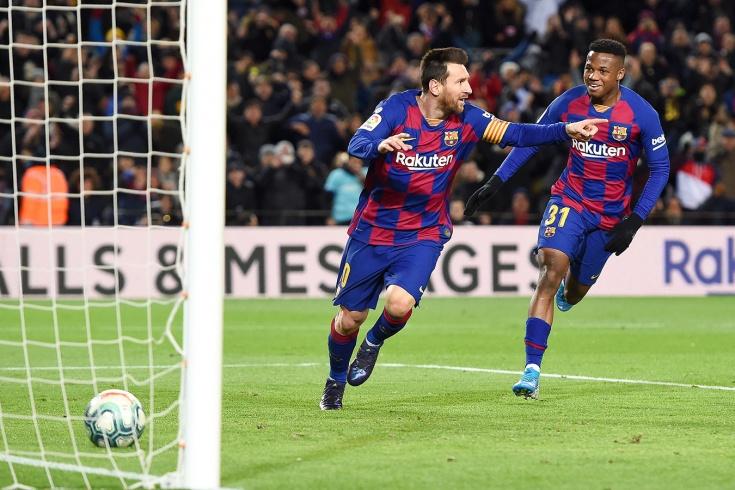 «Барселона» – «Гранада» – 1:0