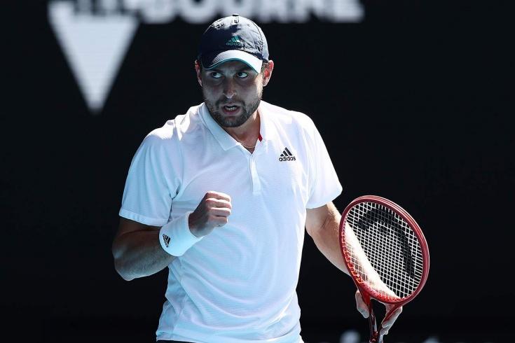 Australian Open – 2021, Аслан Карацев в полуфинале! Два россиянина уже точно в четвёрке лучших