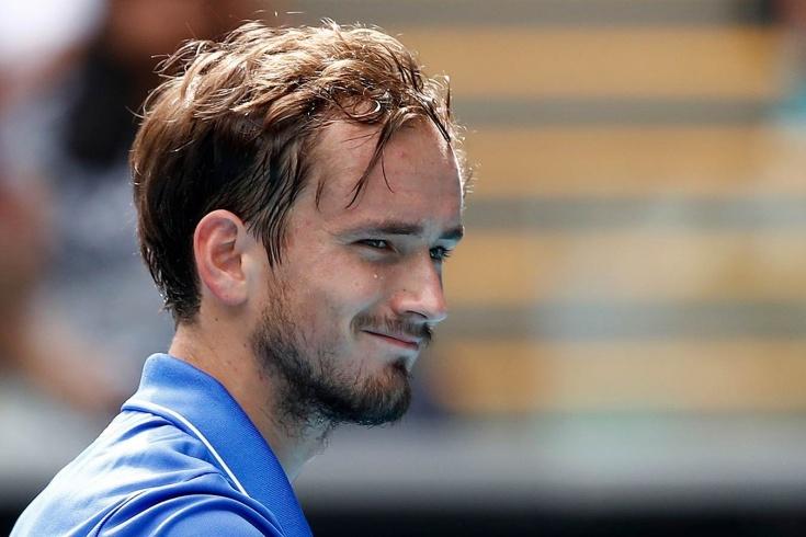 Даниил Медведев вышел в третий четвертьфинал «Шлема» в сезоне! Теперь на US Open