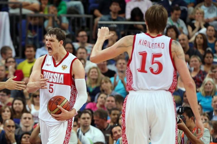Лучший российский баскетболист 21 века