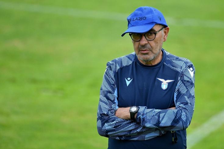 Мы забыли о Маурицио Сарри. А он в «Лацио», и это для клуба и удача, и риск