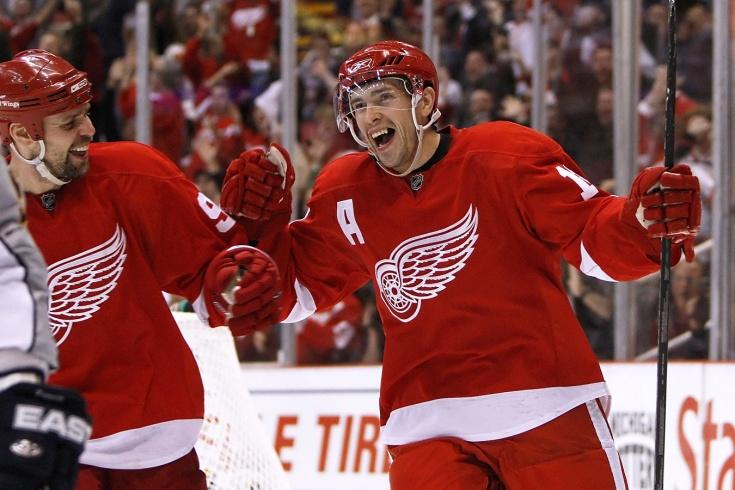 «Лучший вор НХЛ!» Дацюк обдурил защитника и вратаря «Нэшвилла» — это было красиво