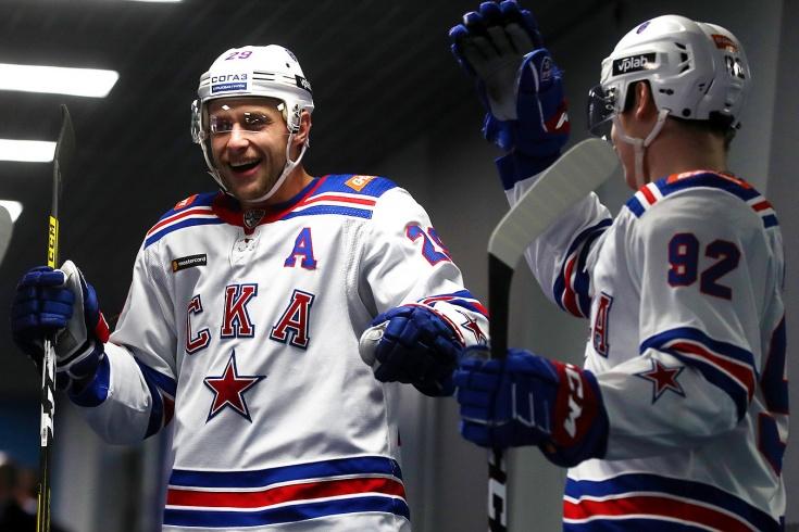 Ненужные миллионеры. СКА очищается, но только платят за это другие клубы КХЛ