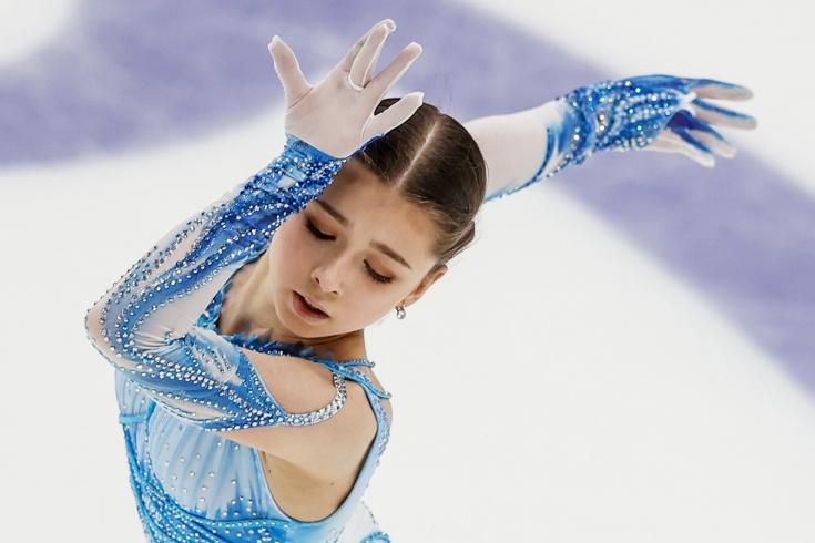 Пятый этап Кубка России по фигурному катанию — 2020: Валиева превзошла мировой рекорд, почему достижение не признают?