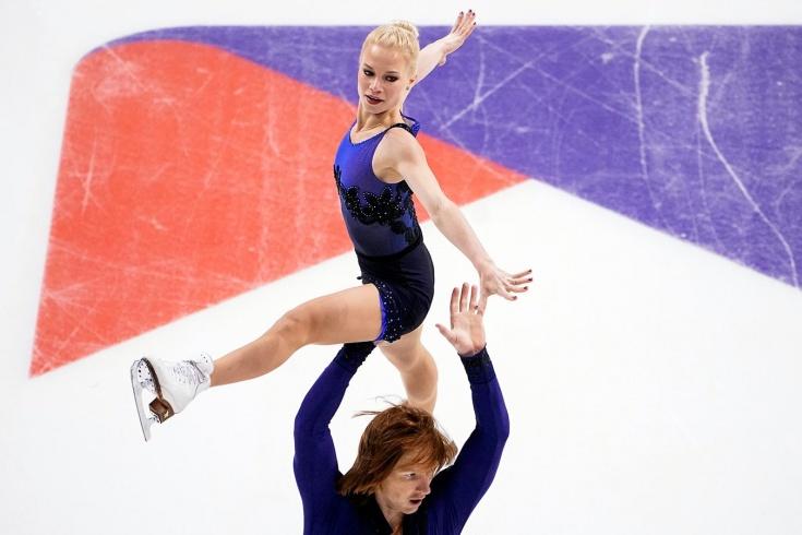 Тарасова и Морозов превзошли мировой рекорд