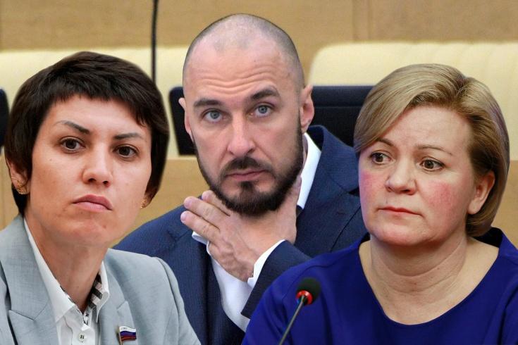 Пойманные на допинге спортсмены в политике