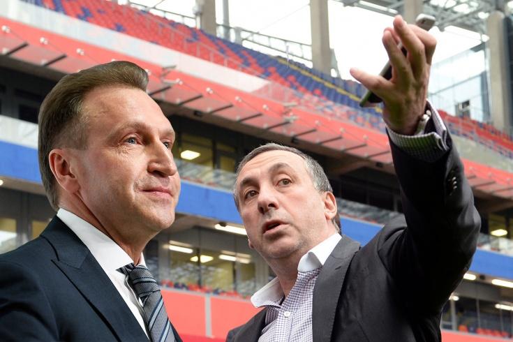 ВЭБ стал владельцем почти 80 процентов акций ЦСКА. Подробности