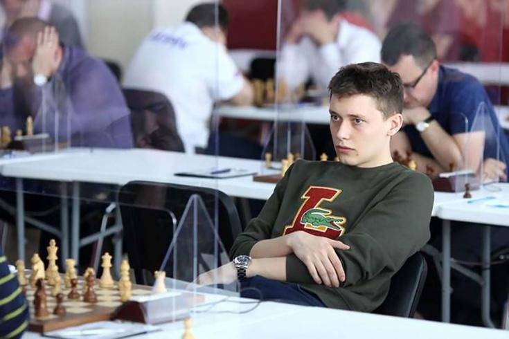 Итоги командного ЧР по шахматам – 2021