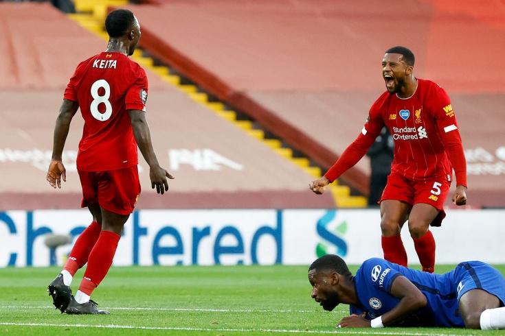 Liverpool - Chelsea - 5: 3
