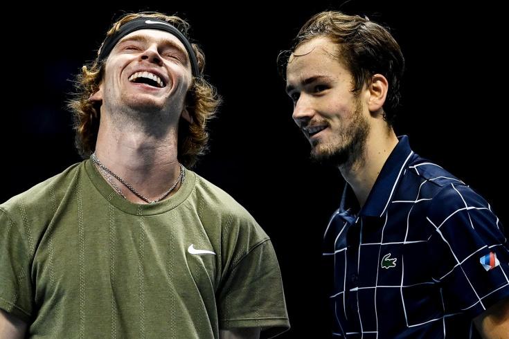 Сборная России на ATP Cup. Медведев и Рублёв победили команду Аргентины. Впереди встреча с Японией