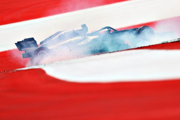 Оценки пилотам за Гран-при Австрии Ф-1 — 2021