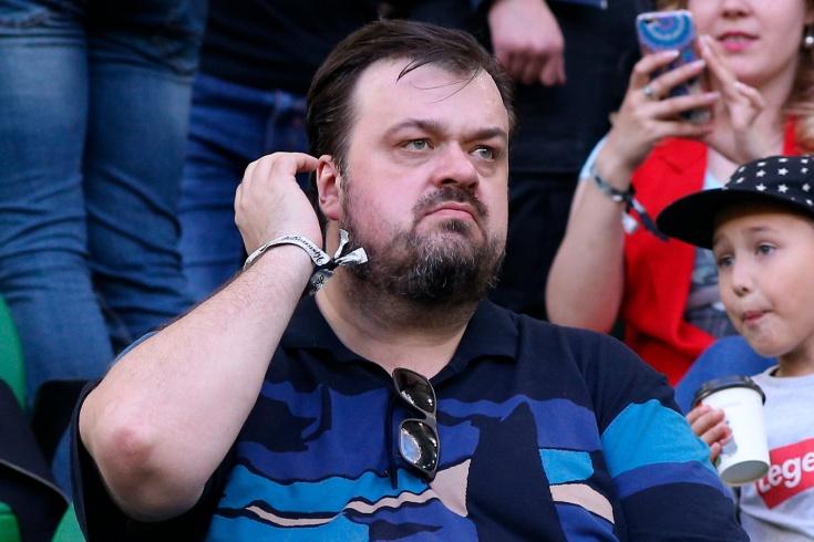 Уткин — ветеранам «Спартака»: не кажется, что ваш