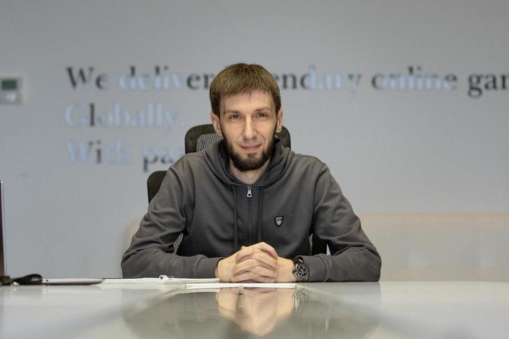 Интервью с Антоном Панковым