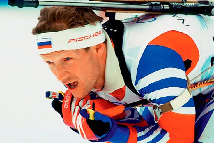 Впечатляющая победа Владимира Драчёва в Кубке мира по биатлону-1995/96 – как это было?