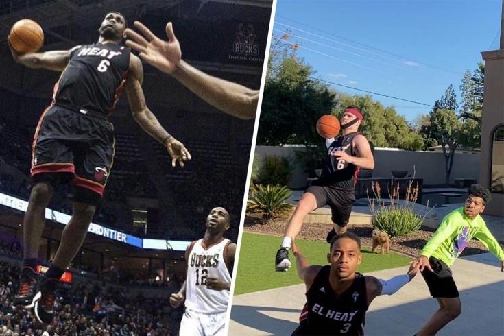 Звёзды НБА в восторге от пародий двух блогеров