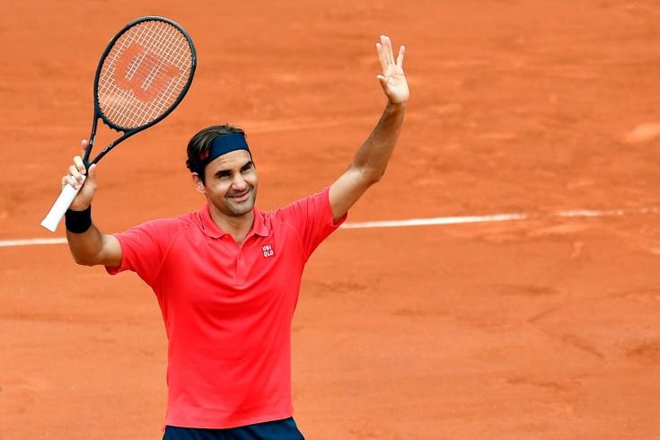 «Ролан Гаррос» — 2021: Роджер Федерер выиграл три матча и снялся с турнира, решил поберечь колено перед травяным сезоном