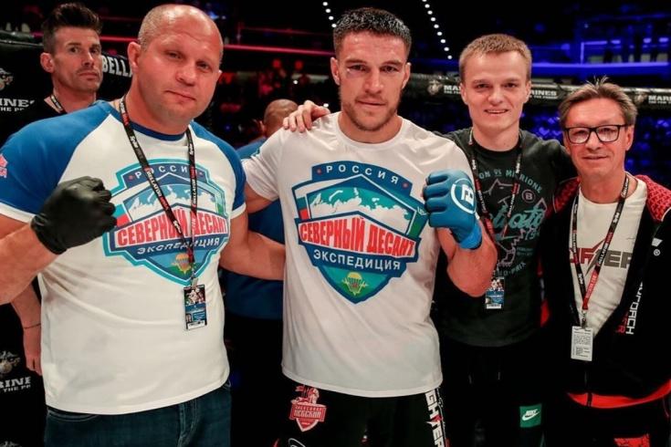 Вадим Немков — Райан Бейдер, бой за титул чемпиона Bellator, 9 мая 2020 года