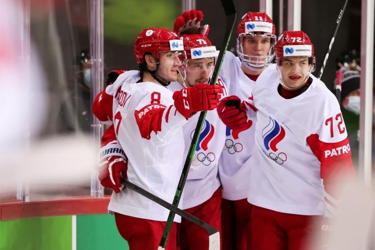 Швейцария — Россия — 1:4 — видео, голы, обзор матча чемпионата мира по хоккею — 2021