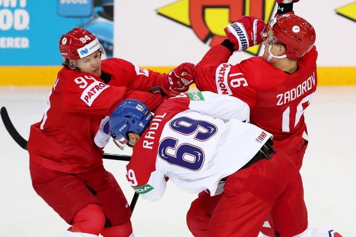 «Это больно». Чешские СМИ огорчены обидным поражением своей сборной от России на ЧМ