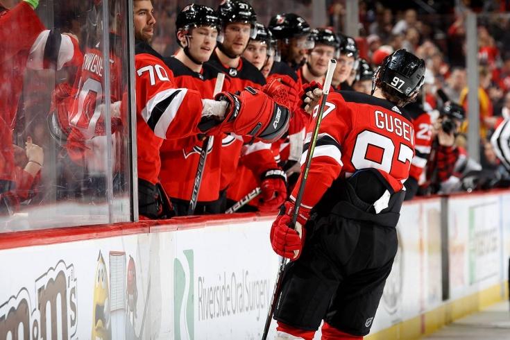 Гусев больше не нужен «Нью-Джерси». Его карьера в НХЛ близка к завершению?