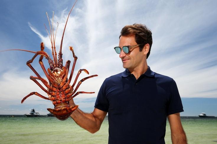 Роджер Федерер заработал $ 90 млн за прошлый год