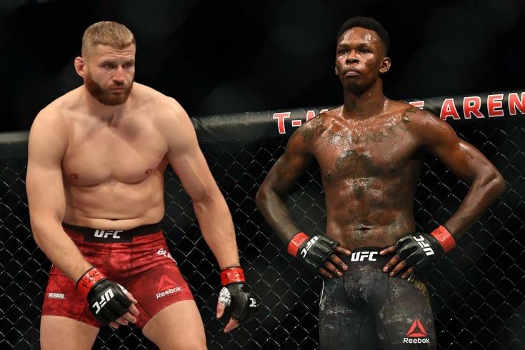 UFC 259: Ян Блахович vs Исраэль Адесанья – дата боя, трансляция, где смотреть онлайн боя Блахович – Адесанья