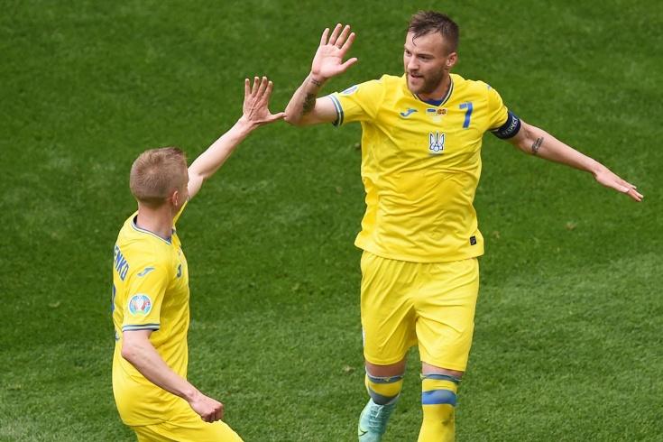 Есть первая победа Украины на Евро-2020. Реакция