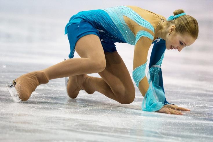 Первый большой талант тренера Этери Тутберидзе – кто такая Полина Шелепень, фото