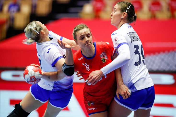 Россия обыграла Чехию на чемпионате Европы по гандболу – подробности, результат