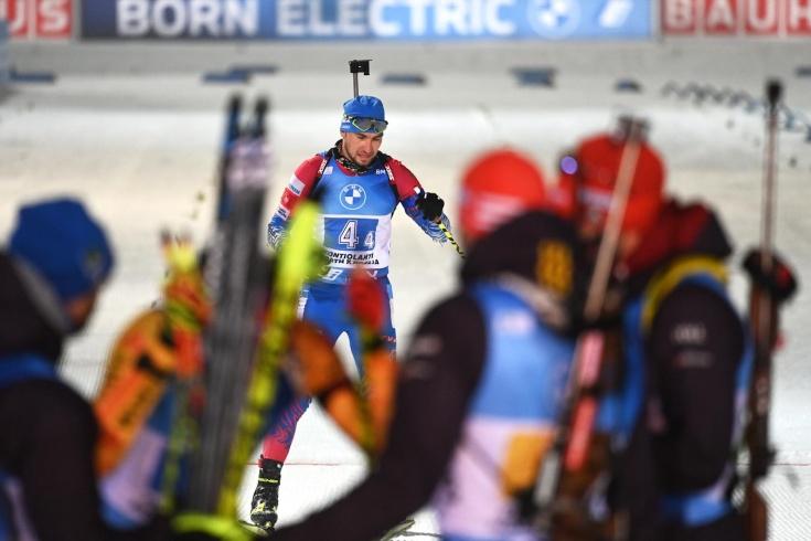 Сборная России по биатлону упустила медаль в мужской эстафете на последней стрельбе – как?