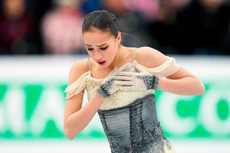 Алина Загитова выступит на чемпионате мира