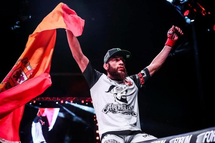Хуан Арчулета — Патрик Микс. Лучший бой Bellator в 2020 году, видео