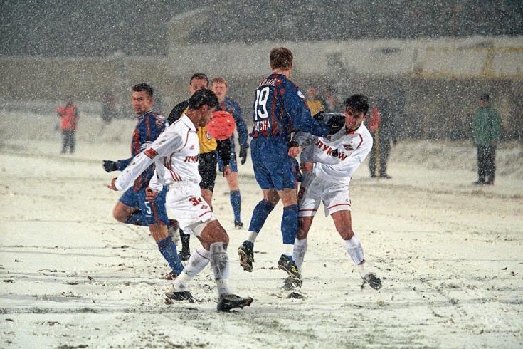Как хорошо вы знаете историю российского футбола
