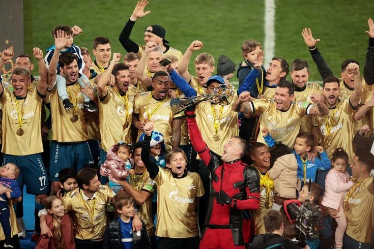 6:1 в «золотом матче»! Кто-то ещё сомневается, что «Зенит» — заслуженный чемпион?