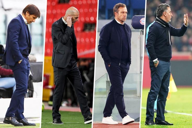 Почему тренеры массово уходят из клубов?