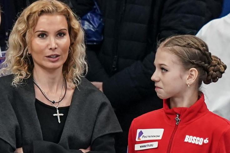 Что делать Трусовой после провала на этапе Гран-при в Москве – сокращение четверных прыжков, возвращение к Тутберидзе