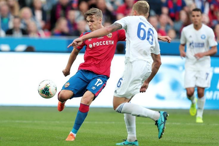 ЦСКА – «Оренбург» – 2:1, 20 июля 2019 года