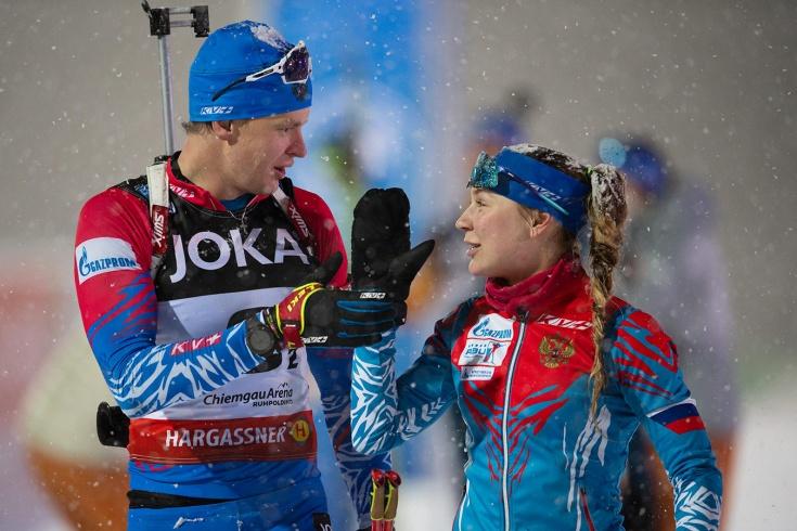 Матвей Елисеев и Евгения Павлова выиграли «Рождественскую гонку» – результаты, подробности